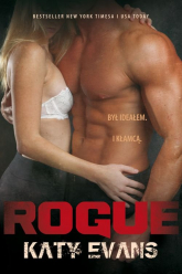 Rogue Seria Real tom 4 - Katy Evans | mała okładka