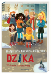 Dzika - Piekarska Małgorzata Karolina | mała okładka