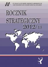 Rocznik Strategiczny 2012/13 -  | mała okładka