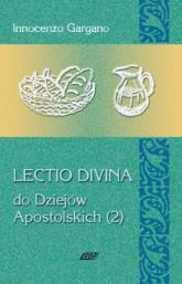 Lectio Divina 13 Do Dziejów Apostolskich 2 - Innocenzo Gargano   mała okładka