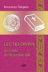 Lectio Divina 18 Do Listu do Rzymian 4 - Innocenzo Gargano   mała okładka