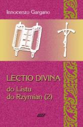 Lectio Divina 16 Do Listu do Rzymian 2 - Innocenzo Gargano   mała okładka