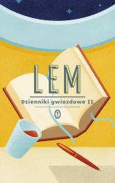 Dzienniki gwiazdowe II - Stanisław Lem | mała okładka