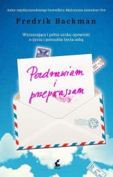 Pozdrawiam i przepraszam - Fredrik Backman | mała okładka
