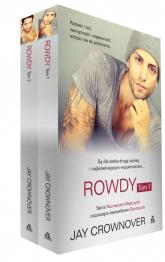 Rowdy Tom 1 i 2 - Jay Crownover | mała okładka
