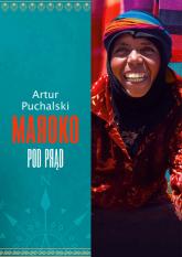 Maroko pod prąd - Artur Puchalski | mała okładka