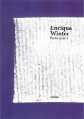 Puste spacje - Enrique Winter | mała okładka