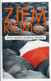 Myśli nowoczesnego endeka - Ziemkiewicz Rafał A. | mała okładka