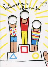 Paluszkowa olimpiada - Herve Tullet | mała okładka