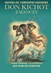 Don Kichot z Manczy - de Cervantes Saavedra Miguel | mała okładka