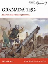 Granada 1492 - Davide Nicolle | mała okładka