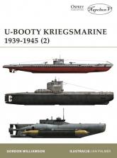 U-Booty Kriegsmarine 1939-1945 (2) - Gordon Williamson | mała okładka