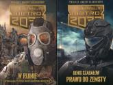 Uniwersum Metro 2033 Prawo do zemsty / W ruinie Pakiet - Denis Szabałow | mała okładka