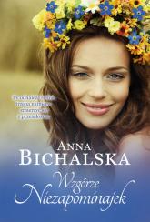 Wzgórze Niezapominajek - Anna Bichalska | mała okładka
