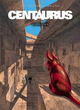Centaurus 2 Obca ziemia -    mała okładka