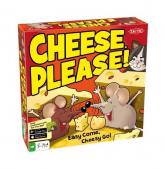 Cheese Please! -  | mała okładka