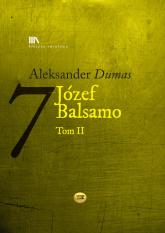 Józef Balsamo Tom 2 - Aleksander Dumas | mała okładka
