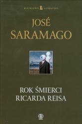 Rok śmierci Ricarda Reisa - Jose Saramago | mała okładka