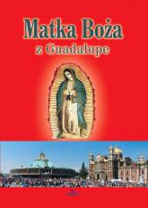 Matka Boża z Guadalupe - Anna Paterek | mała okładka