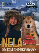 Nela na kole podbiegunowym + mapa - Mała Reporterka Nela | mała okładka
