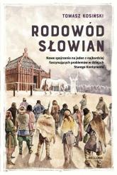 Rodowód Słowian - Tomasz Kosińsk | mała okładka