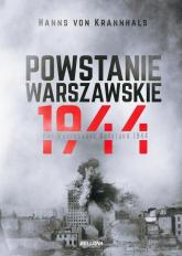 Powstanie Warszawskie 1944 - Hanns Krannhals | mała okładka
