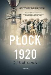 Płock 1920 - Grzegorz Gołębiewski | mała okładka