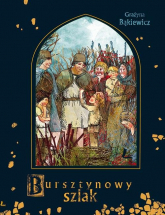 A to historia Bursztynowy szlak - Grażyna Bąkiewicz | mała okładka