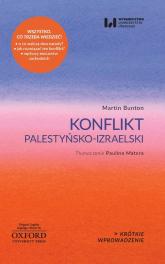 Konflikt palestyńsko-izraelski - Martin Bunton   mała okładka