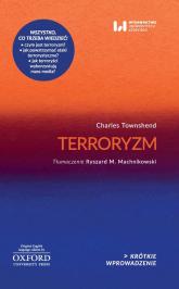 Terroryzm - Charles Townshend | mała okładka