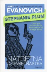 Stephanie Plum Natrętna dziewiętnastka - Janet Evanovich | mała okładka