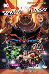 Liga Sprawiedliwości Tom 8 Wojna Darkseida Część 2 - Johns Geoff, Fabok Jason | mała okładka