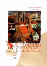 Die Legenden der Breslauer Sakralgebäude - Mariola Jarocka   mała okładka