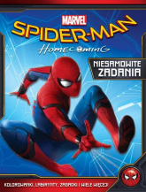 Spider-Man Homecoming Niesamowite zadania -  | mała okładka