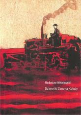 Dzienniki Zenona Kałuży - Radosław Wiśniewski   mała okładka