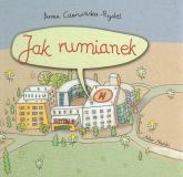 Jak rumianek - Anna Czerwińska-Rydel | mała okładka