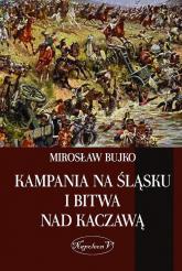 Kampania na Śląsku i bitwa nad Kaczawą - Mirosław Bujko | mała okładka