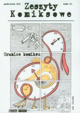 Zeszyty komiksowe nr 10 Granice komiksu -  | mała okładka