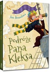 Podróże Pana Kleksa - Jan Brzechwa | mała okładka