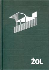 ŻOL Ilustrowany atlas architektury Żoliborza -  | mała okładka