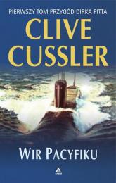 Wir Pacyfiku - Clive Cussler | mała okładka