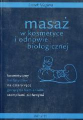 Masaż w kosmetyce i odnowie biologicznej - Leszek Magiera | mała okładka