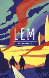 Astronauci - Stanisław Lem | mała okładka
