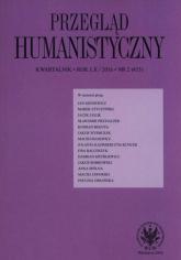 Przegląd Humanistyczny 2/2016 -  | mała okładka