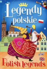 Legendy polskie Polish legends -  | mała okładka
