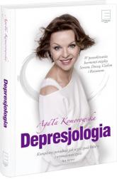 Depresjologia - Agata Komorowska | mała okładka