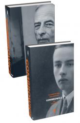 Gombrowicz Ja, geniusz - Klementyna Suchanow | mała okładka