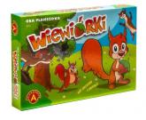 Wiewiórki Big Gra planszowa -  | mała okładka