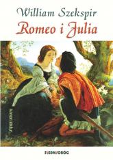 Romeo i Julia - William Szekspir   mała okładka