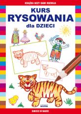 Kurs rysowania dla dzieci - Jagielski Mateusz, Pruchnicki Krystian | mała okładka